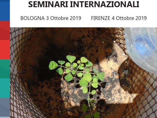 Seminari internazionali Cibo e Lavoro